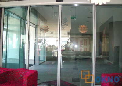 Automatska klizna vrata