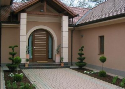Obiteljska kuća Letina Čakovec