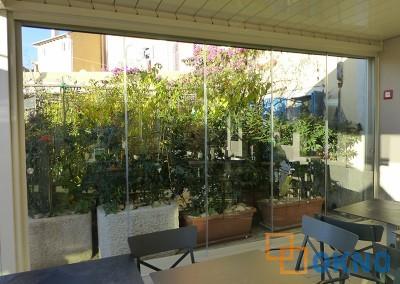 Zatvaranje terase