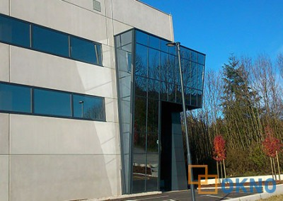 Staklena fasada