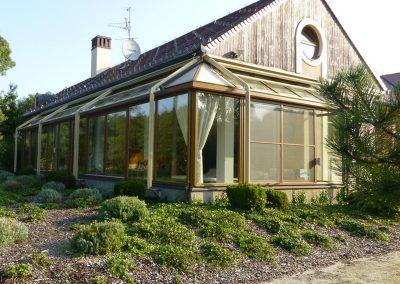 Čakovec, zimski vrt u sklopu obiteljske kuće