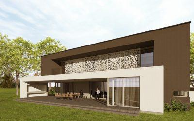 Moderna obiteljska kuća