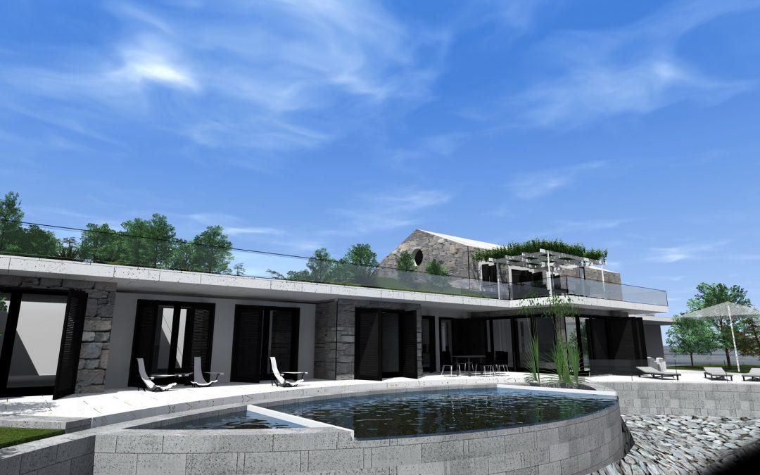 Villa  Skradin