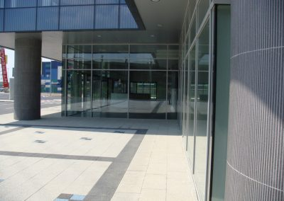 Kontinuirana fasada, Zagreb, Jankomir