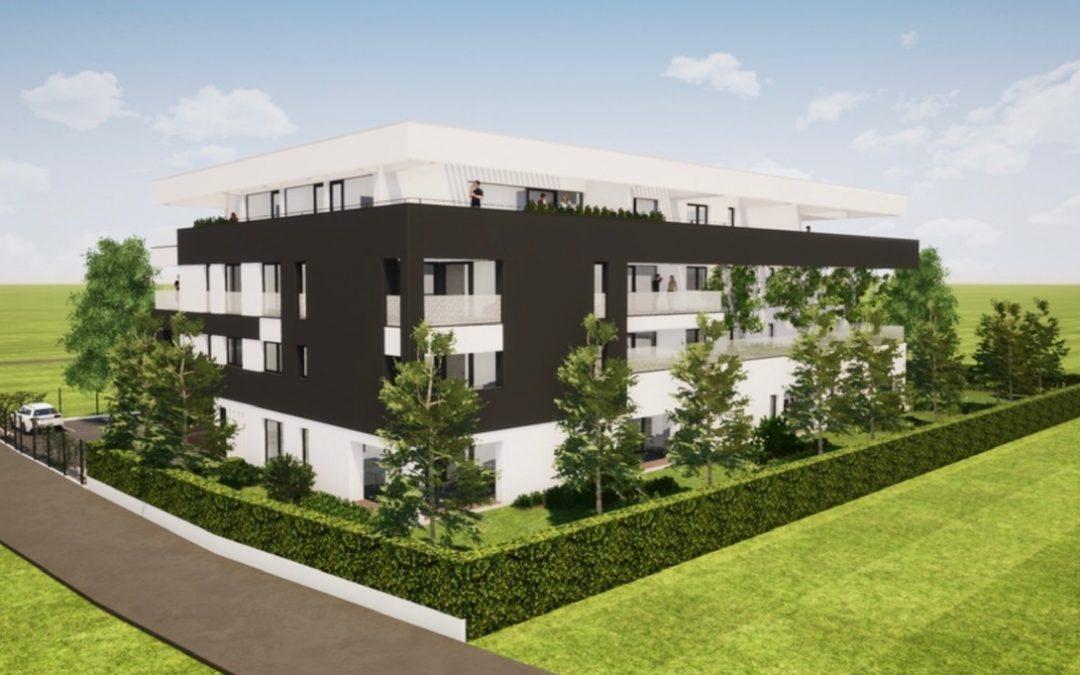 Višestambena građevina (prizemlje + 3 etaže)
